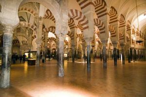Мечеть в Андалузии