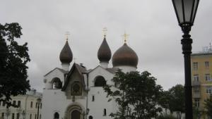 В Москве досрочно сдан в эксплуатацию очередной православный храм
