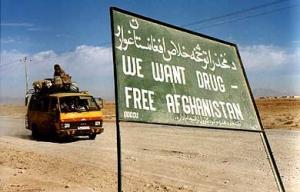 В Афганистане установлен наркопорядок – жестокий и кровавый