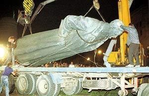 Православная организация выступила против возвращения «железного Феликса» на Лубянку