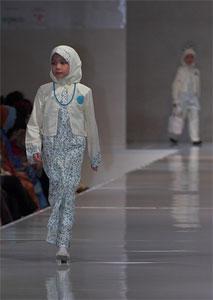 Портал IslamOnline организовал первый виртуальный показ мусульманской моды