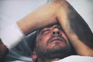 Магомед Хамхоев после бегства из плена