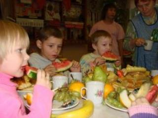 Дети-сироты Мордовии получили подарки на рамадан