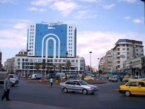 Сирия. Город Хомс
