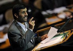 Ахмадинежад: американцы достаточно умны, чтобы не дать правительству США напасть на Иран