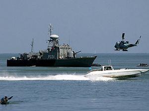 Иран поручил охрану Персидского залива Корпусу стражей исламской революции
