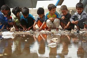 Вспышка холеры в Ираке