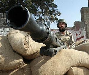 Пакистанская армия получила приказ стрелять по американским военным