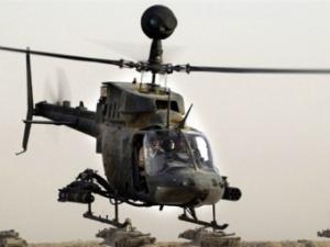 Вертолет OH-58 Kiowa