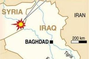 США используют Ирак как плацдарм для атак на соседние государства