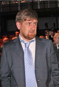 Кадыров продемонстрировал костюмы от модных дизайнеров в глянцевом журнале