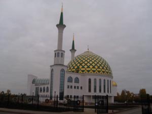 Новые мечети на Кузнецкой земле