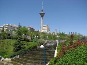 В Иране построена четвертая в мире по высоте телебашня