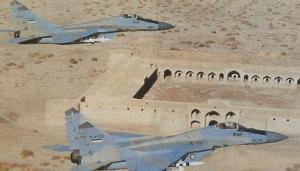 Иранские перехватчики заставили приземлиться американский самолет-нарушитель