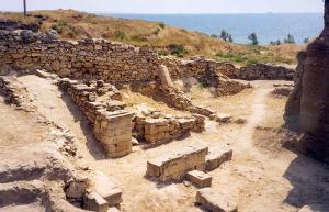 Относятся ли находки в Иордании к царству Соломона?
