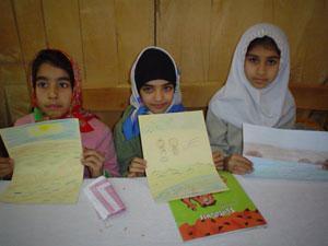 В Тегеране проходит международный фестиваль рисования для детей-мусульман