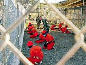 Белый дом против перемещения пленных Гуантанамо на территорию США