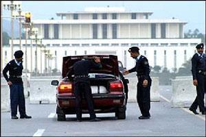 Власти Пакистана объявили массовый отстрел кабанов в президентском дворце