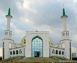 Крупнейшая в Сибири мечеть