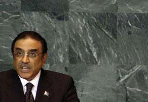"Президент Пакистана назвал кашмирцев ""террористами"""