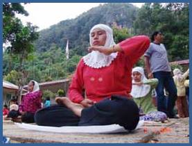 В Малайзии готовят фетву о запрете йоги