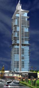 В Дубаи обнародован проект строительства небоскреба высотой 1 км