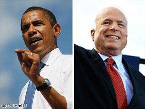Мусульмане за Обаму, мусульмане за Маккейна