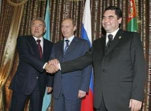 Путин прогнал американцев из Средней Азии