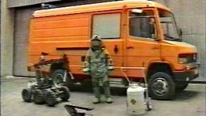 ОБСЕ приобрело для МВД Таджикистана робота-сапера