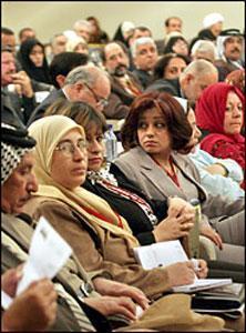 Иракские предпринимательницы интересуются латвийским рынком