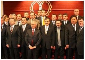 Бизнес-форум МЮСИАД – мусульманский ответ на международный экономический кризис