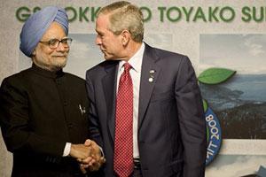 США начинают сотрудничество с Индией в области ядерной энергетики