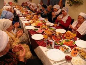 Собранные средства помогли постящимся ощутить благодать рамадана