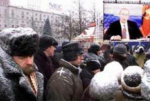 Путин поговорит с народом в прямом эфире
