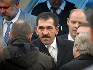 Новый президент Ингушетии Юнус-бек Евкуров. Фото Лента.ру