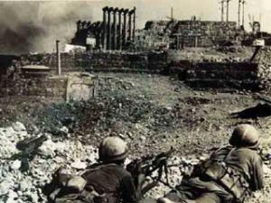 СССР помог возродить честь арабской армии