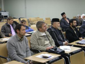 Преподаватели ислама повысили квалификацию в Петербургском университете