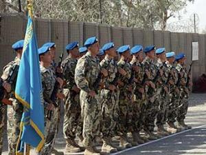 Казахстан вывел свои войска из Ирака