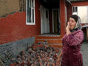 Жертвами землетрясения в Чечне стали три ребенка