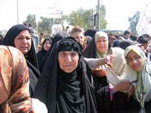 Иракские женщины недовольны новым семейным законодательством