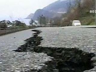 В Центральной Азии произошло несколько мощных землетрясений. Есть жертвы