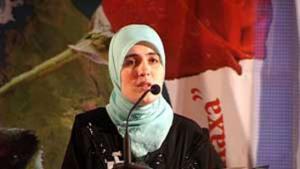 Первая женская исламская конференция в Крыму