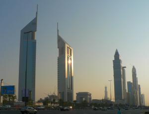 """В Дубае появится небоскреб """"только для женщин"""""""