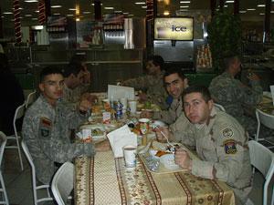 Армянские военнослужащие завершили свою миссию в Ираке