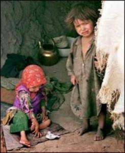 Дети стали жертвой агрессии НАТО в Афганистане