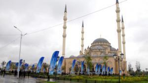 """Форум """"Ислам – религия мира и созидания"""" открылся в Грозном"""