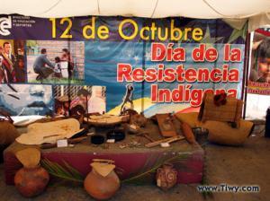 Уго Чавес против празднования Дня открытия Америки