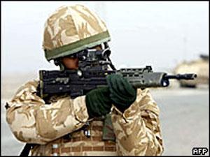 Великобритания изменит роль своих войск в Ираке