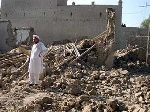 Американский беспилотник вновь разбомбил жилой дом в Пакистане