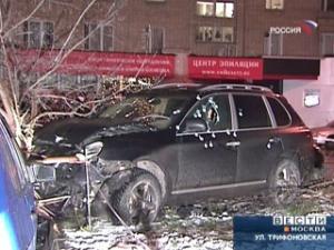 В Москве расстрелян грузинский предприниматель
